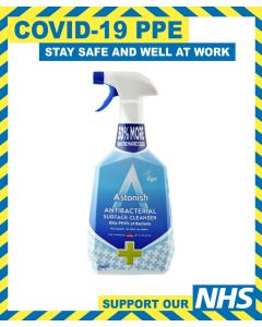 ANTI-BACTERIAL SURFACE CLEANSER SPRAY BOTTLE