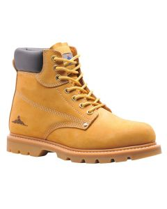 JH664 - Goodyear Tan Welted Safety Boot