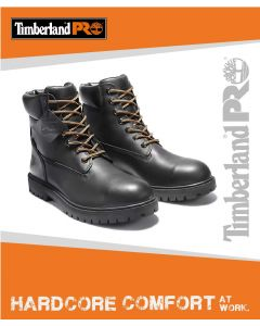 TIMBERLAND PRO ICON BOOT - BLACK