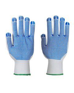 Nylon Polka Dot Double Sided Glove - A113