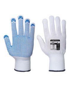 Nylon Polka Dot Single Sided Glove - A110