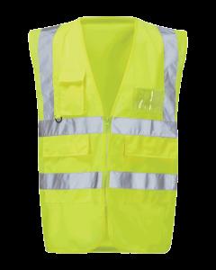 HI-VIS Executive Vest - Yellow