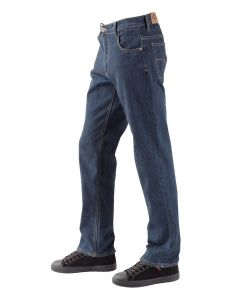 LEE COOPER LC219 STRETCH BLUE DENIM WORKWEAR JEANS