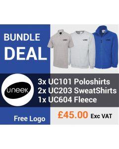 Workwear 3/2/1 Bundle Deal