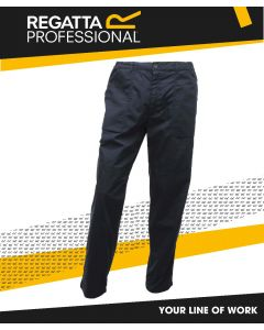 Regatta Mens Action Trousers with zip pockets