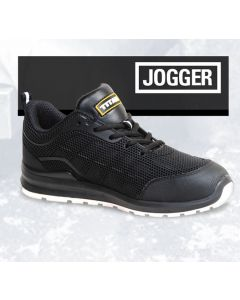 JOGGER - SAFETY TRAINER BLACK S1P