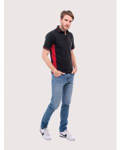 Uneek Two Tone Poloshirt