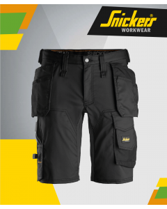 SNICKERS ALLROUND WORK HOLSTER STRETCH SHORTS
