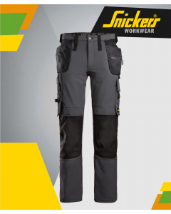 SNICKERS 6271 FULL STRETCH SLIM TROUSERS