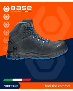 BASE K-ROAD TOP SAFETY BOOT S3