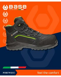 BASE BE-POWERFUL TOP SAFETY BOOT S3