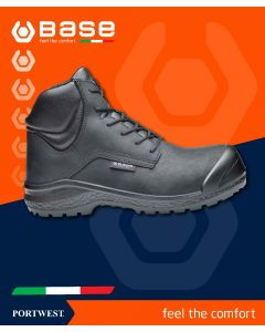 BASE BE-JETTY TOP BLACK SAFETY BOOT