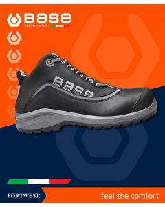 BASE BE-FREE TOP SAFETY BOOT S3