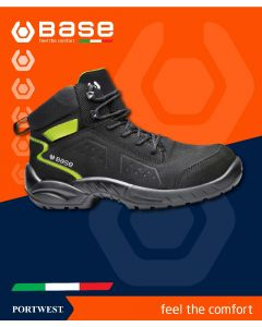 BASE CHESTER TOP SAFETY BOOT S3