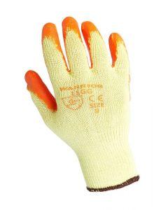 Latex Flex Grip Builders Glove
