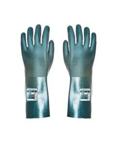"""Double Dipped PVC Chemical Resistant Gauntlet 14"""""""