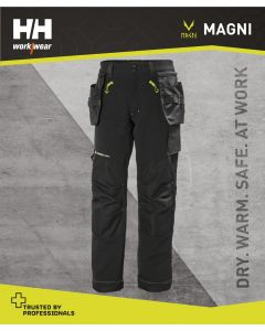 HELLY HANSEN MAGNI WORKPANT TROUSER