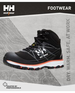 HELLY HANSEN CHELSEA EVO MID SAFETY BOOT
