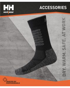 HELLY HANSEN CHELSEA EVOLUTION WINTER SOCK - 39/42