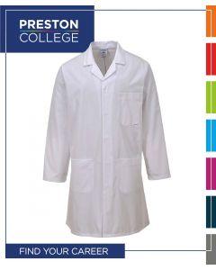 PCS - White Lab Coat