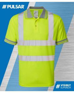 Pulsar Hi Vis S/S Polo Shirt