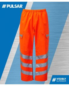 PULSARAIL PR503 GO/RT OVER TROUSER HI VIS