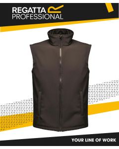 REGATTA ABLAZE SOFTSHELL PRINTABLE BODYWARMER