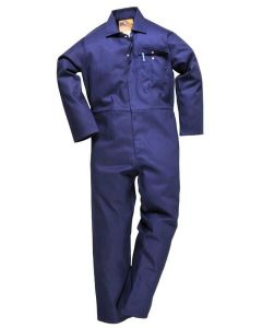 PORTWEST C030 NAVY SAFEWELDER BOILERSUIT