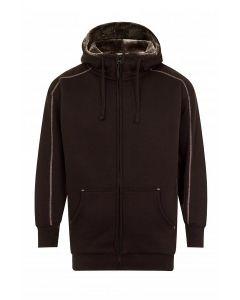 ORN Crane Zip Up Hooded Sweatshirt