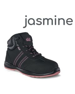 JASMINE - LADIES SAFETY BOOT S1P