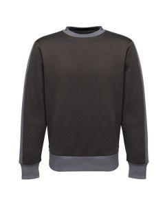 Regatta Contrast Crew Neck Sweatshirt