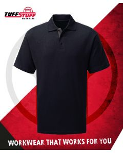 PRO-WORK CONTRAST POLO SHIRT