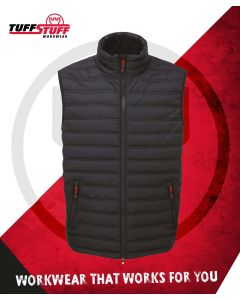 ELITE RIP-STOP THERMAL BODY WARMER - BLACK