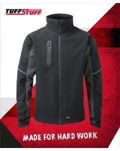 Stanton WaterProof Softshell Jacket - Black