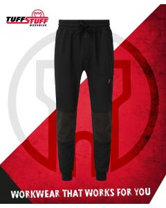 Hyper-Flex Slim Fit Trouser - Black