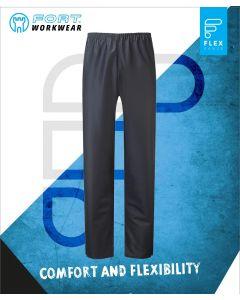 Flex PU Waterproof Trouser - NAvy
