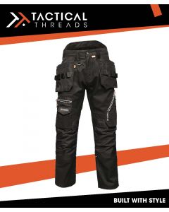 EXECUTE HOLSTER TROUSERS BLACK