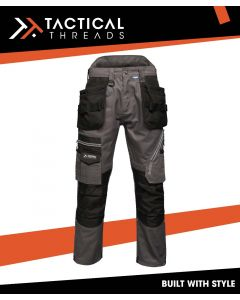 EXECUTE HOLSTER TROUSERS IRON GREY